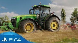 Farming Simulator 19 | E3 2018 Trailer | PS4