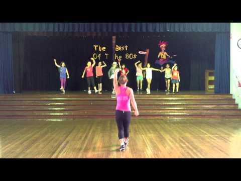 Sheila's Zumbatomic Class - Mundo De Colores