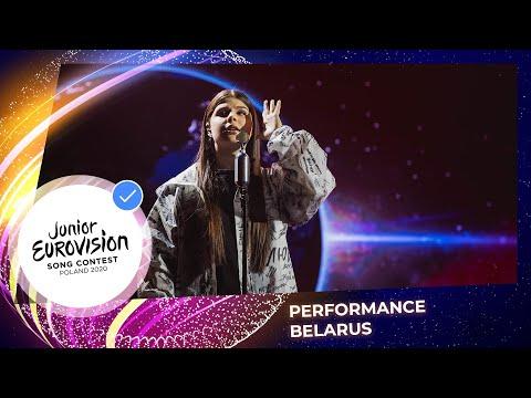Belarus 🇧🇾 - Arina Pehtereva - Aliens at Junior Eurovision 2020