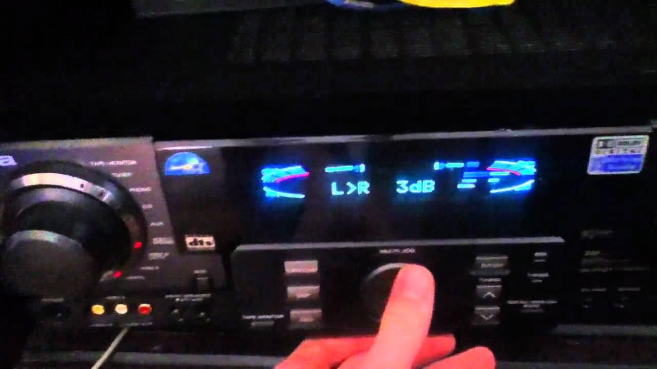 aiwa av d77 hooked up stereo youtube rh youtube com aiwa av-d57 service manual D57 Schools