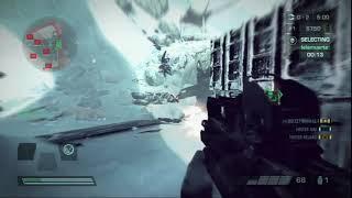 Storm Killzone | 129 Kills | Killzone 3 Multiplayer Akmir Snowdrift Gameplay