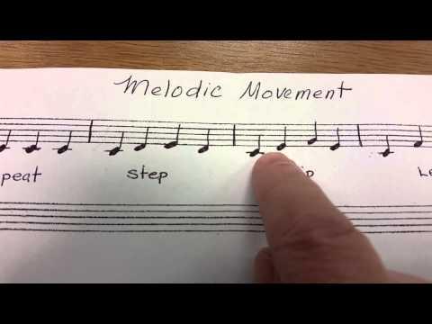 Melodic Movement Flip Class