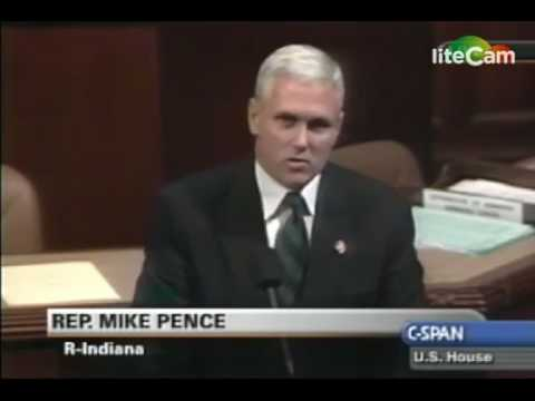 Mike Pence on Iraq War Vote