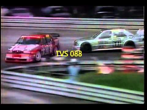 A Grande Jogada. Vinheta de abertura para as corridas da DTM. Ano 1994
