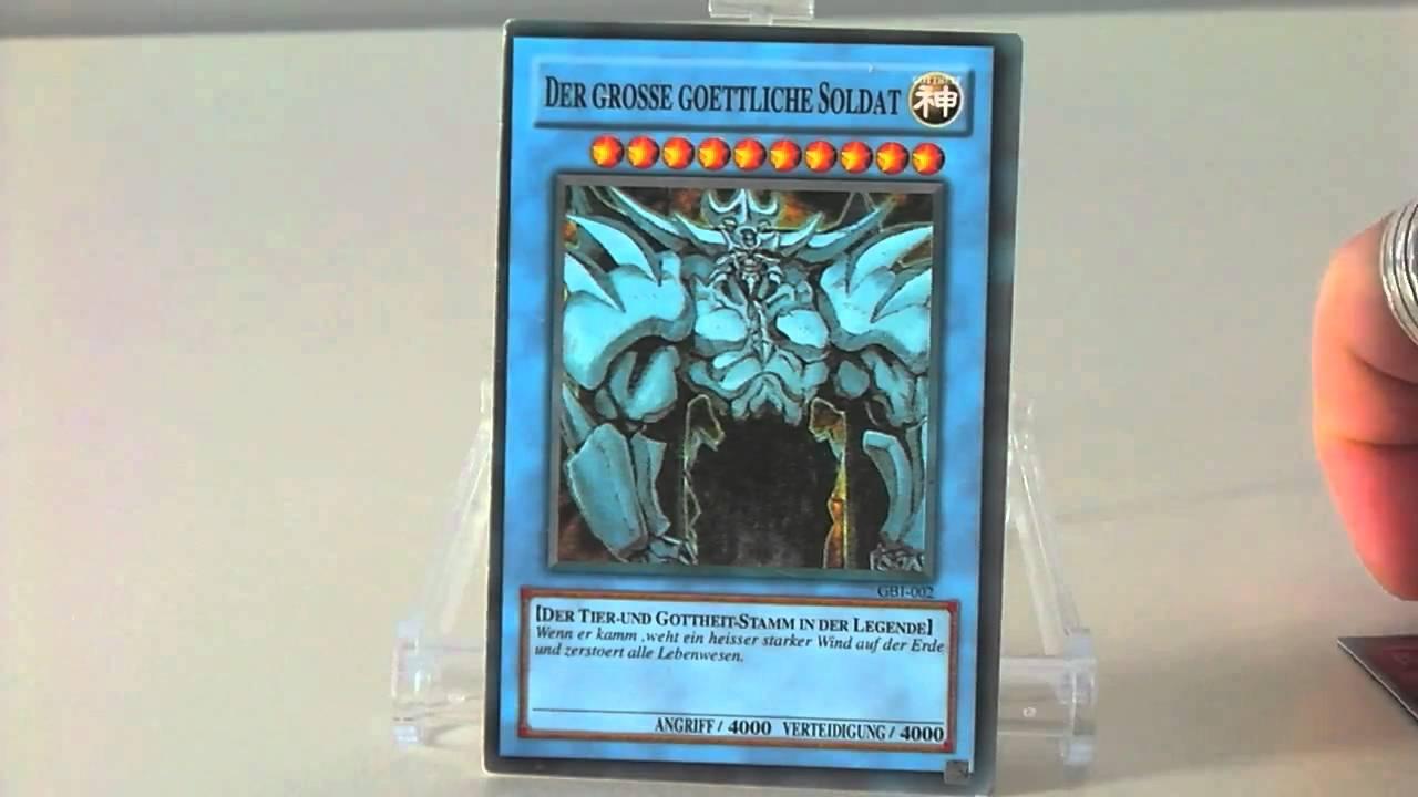 Woran erkenne ich gefälschte Yu-Gi-Oh! Karten? www.ygo.de - YouTube