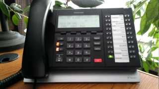 How to Place a Conference Call on Hold from Toshiba Telephones ACC Telecom Video