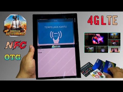 Tablet NFC Sejutaan Fujitsu Arrows F04H LTE 4G