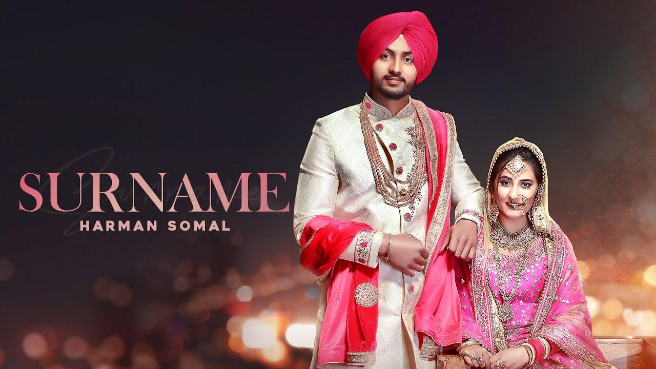 Surname | Harman Somal | Official Video | Latest Punjabi Songs 2021 | Jivi Records