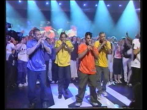 5ive [ TOTP ] Got the Feeling