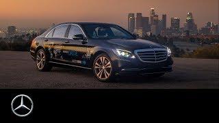 Mercedes-Benz Intelligent World Drive (Recap) | 60 Seconds