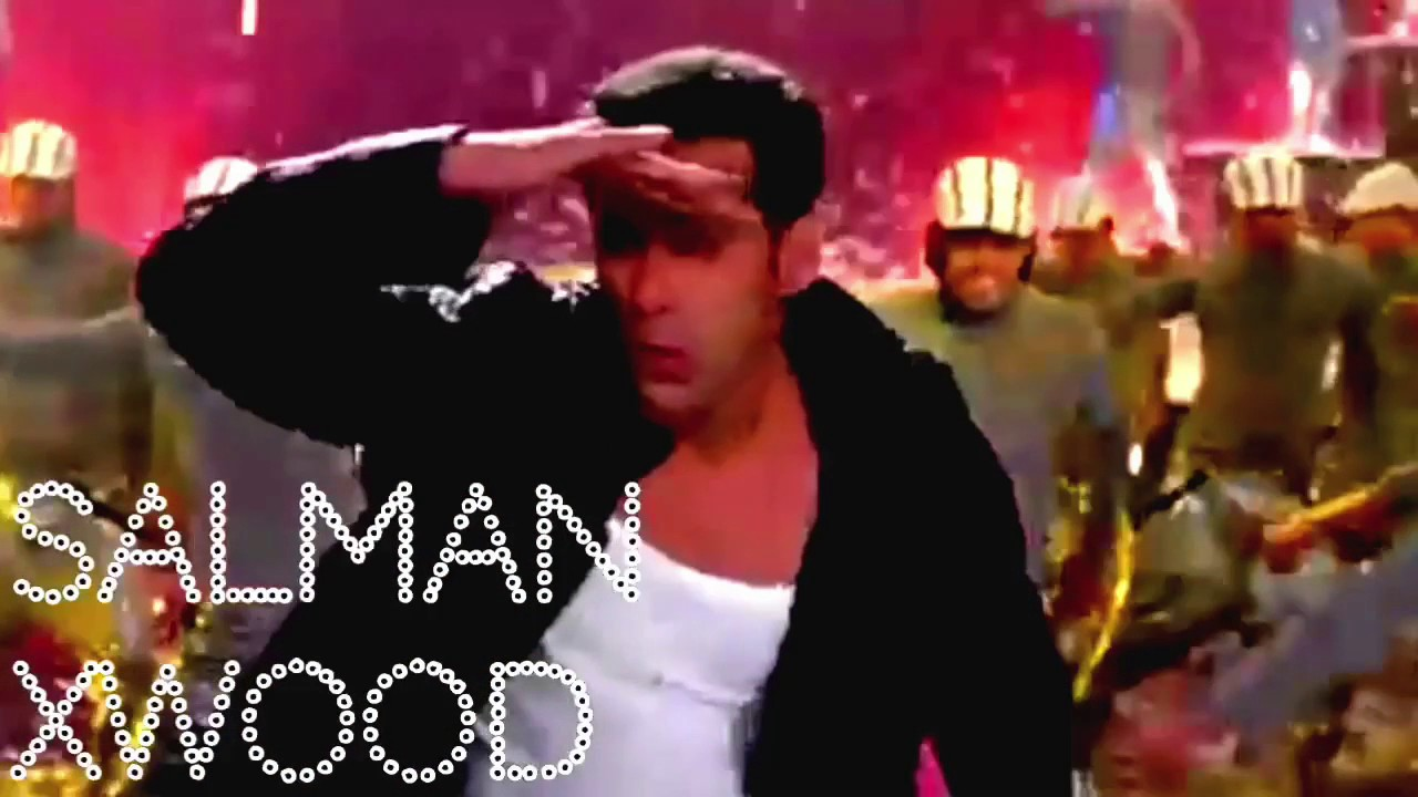 Laal Ghagra | Salman Khan | Kareena Kapoor | - YouTube