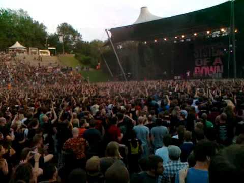 B.Y.O.B. - System of a Down - 15.06.2011 Live in Wuhlheide Berlin