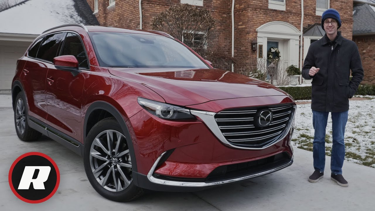 2020 Mazda Cx 9 New Review