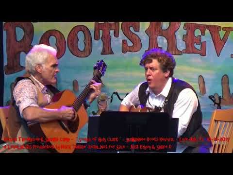 "Verlon Thompson & Shawn Camp - "" Songs of Guy Clark "" – Suwannee Roots Revival – 10- 14- 2017"