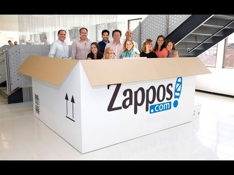 The Zappos story: delivering happiness