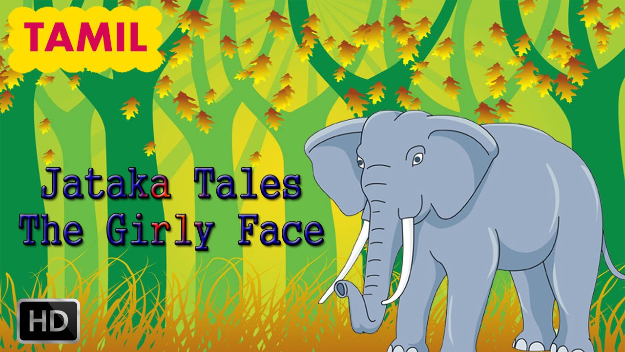 jataka tales   tamil short stories for children   elephant stories