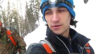 наш фильм ужасов СПУСК (спуск с горы, ответ голливуду)