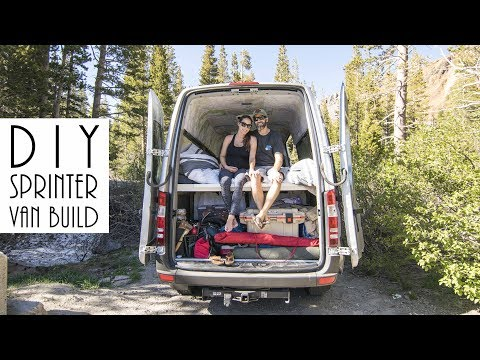 Van Life - DIY Sprinter Van Build