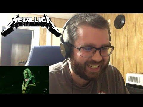 Metallica: No Leaf Clover Minneapolis, MN  September 4, 2018 Reaction!