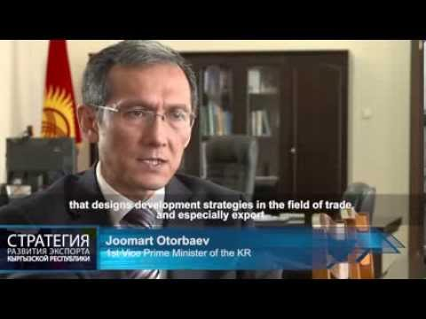 National Export Strategy of the Kyrgyz Republic - ITC