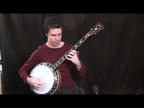 Jamie Dupuis - Hungarian Dance No.5- Brahms (4 string banjo)