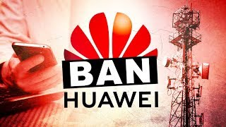 Ban Huawei from Canada! Communist China's tech company must not take hold | Ezra Levant