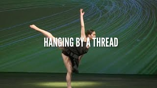 HANGING BY A THREAD | INMOTION PERFORMING ARTS STUDIO | CLAIRE HAGER