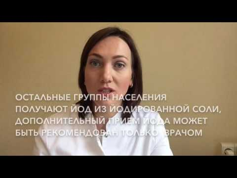 Щитовидная железа. Лечение народными средствами. Щитовидка