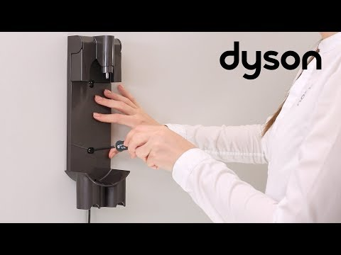 Dyson V7 and V8 cord-free vacuums - Setting up the docking station (AU)