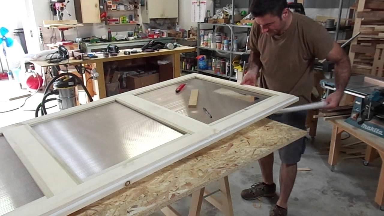 Cabina di verniciatura parte 3 spray booth pt 3 youtube for Piani di cabina fai da te