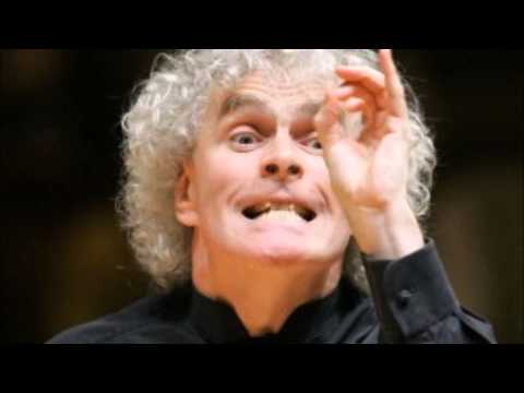 "Mahler ""Symphony No 10 (Cooke version)"" Simon Rattle"