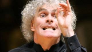 "Mahler ""Symphony No 10 (Cooke version)"" Simon Rattle"