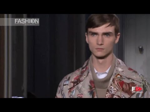 """VALENTINO"" Menswear Spring Summer 2015 Paris Full Show by Fashion Channel"