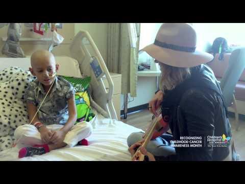 "Cancer Patient Jeremiah Sings ""Fight Song"" Duet with Rachel Platten - Full Version"