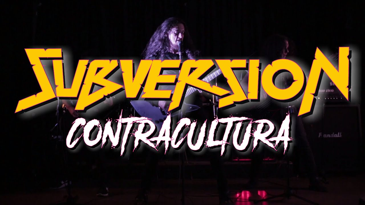Download Subversion: Contracultura [Official Video]