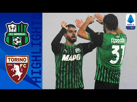 Sassuolo 3-3 Torino | Pari spettacolo tra Sassuolo e Torino | Serie A TIM
