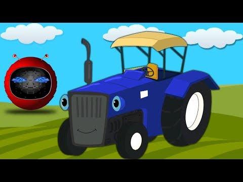 tracteur formation et utilisations vidéo pour les enfants Farm Vehicle Formation And Uses Tractor