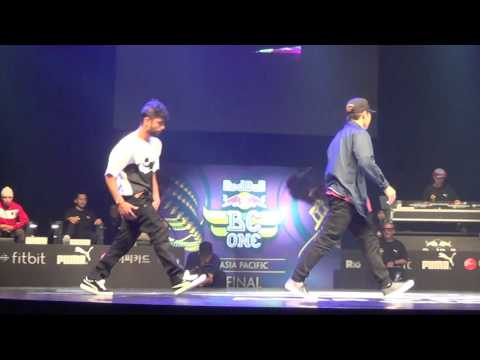 FLYINGMACHINE VS OCTOPUS [2015 RedBull BC ONE Asia-Pacific Final] 16강전