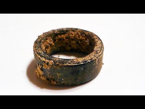 Antique Ring Restoration River Treasure