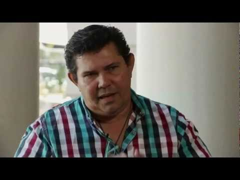Interview with Arone Meeks at Ciarns Indigenous Art Fair 2012