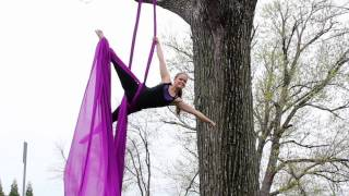Aerial Silks After 6 Months of Classes