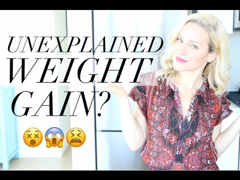 GAINING WEIGHT BEING VEGAN?   TRACY CAMPOLI   UNEXPLAINED WEIGHT GAIN