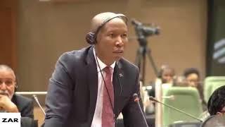 Gambar cover Julius Malema Lectures at the Pan African Parliament
