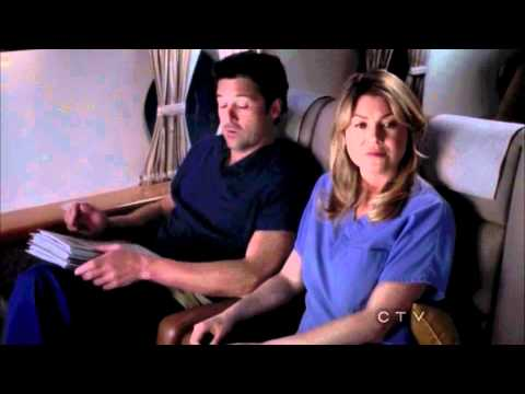 "Download Grey's Anatomy 8x23 ""Plane Crash - Ending Scene"""