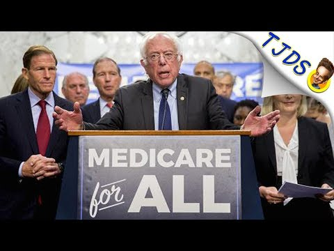 Bernie's Medicare4All Push More Successful Than It Appears