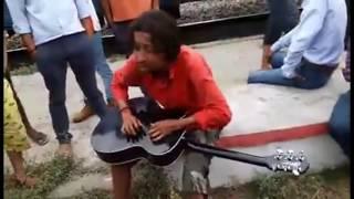 Abhi Zinda Hu toh Ji Lene very nice voice Street side singer