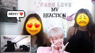 BTS (방탄소년단) 'FAKE LOVE' Official MV *REACTION*