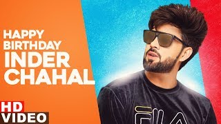 Birthday Wish | Inder Chahal | Birthday Special | Latest Punjabi Songs 2019 | Speed Records