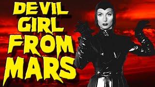 Devil Girl From Mars: Dark Corners Review