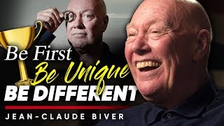 JEAN-CLAUDE BIVER - BE FIRST, BE UNIQUE, BE DIFFERENT: How To Stand Out From The Crowd | London Real